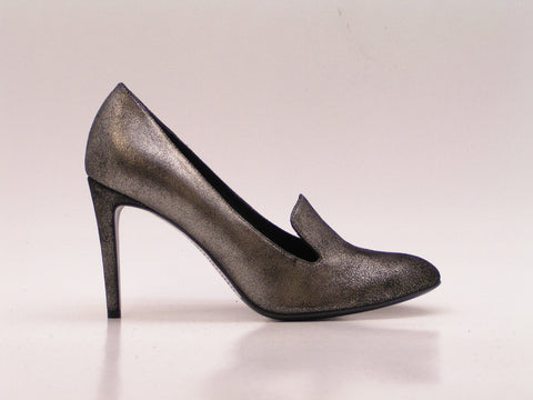 Kennel & Schmenger Court Shoe Pewter