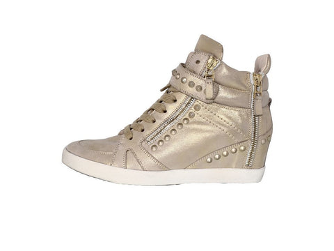 Kennel & Schmenger Soho Gold Hi-Top Trainer