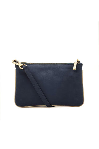 Nookie Navy Clutch Bag