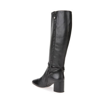Geox Audalies Knee High Boot in Black