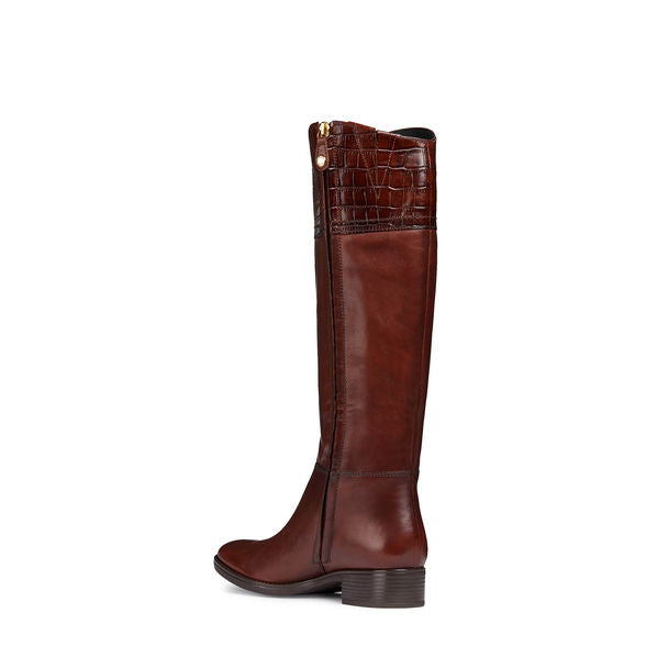 Geox Felicity Boot in Brown
