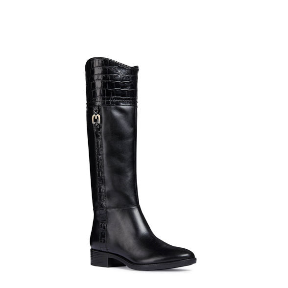 Geox Felicity Boot in Black