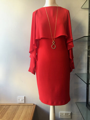 Joseph Ribkoff Red Dress