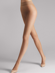 Wolford Fatal 15 Tights in Gobi
