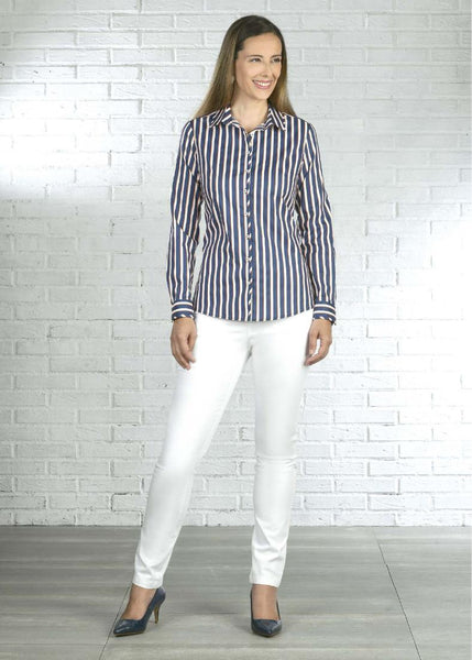 Bariloche Stripped Shirt