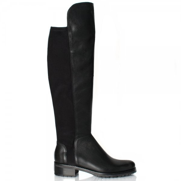 Kennel & Schmenger Black Knee-High Boot