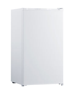 TCL 95L Single Door Fridge  - White