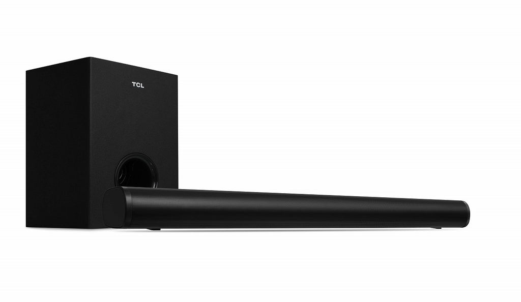 TCL TS3010 2.1 CH SOUNDBAR WITH WIRELESS SUB WOOFER - 160Watt