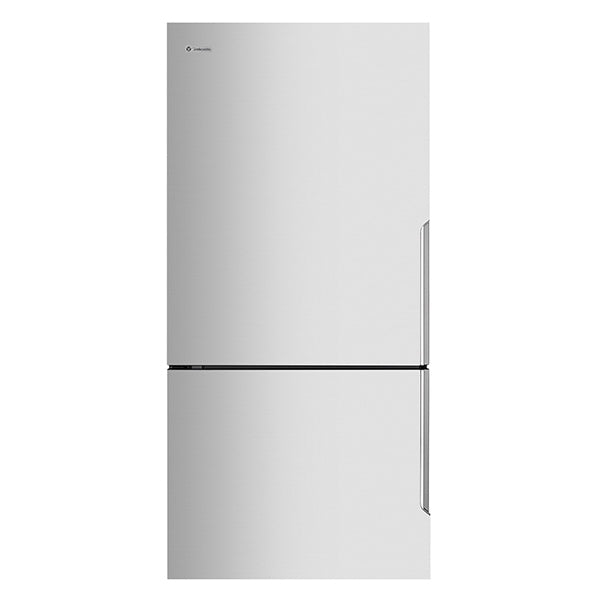 Westinghouse WBE5300SB 528L Bottom Mount Fridge Stainless Steel