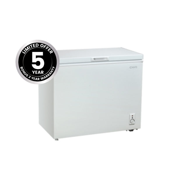 CHiQ CCF200W 200L Chest Freezer