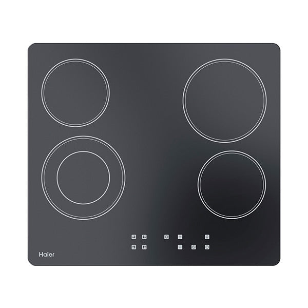 Haier HCE604TB2 60cm Electric Cooktop