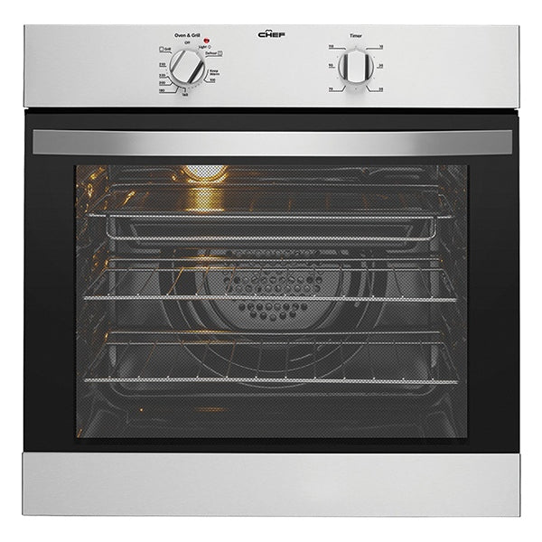 Chef CVE612SA 60cm Electric Oven