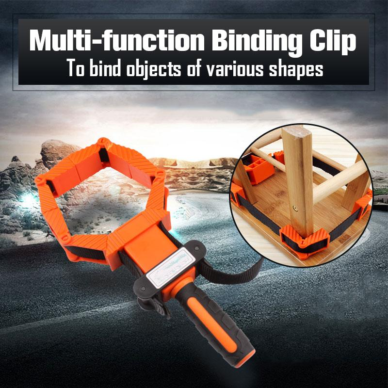 Multi-function Binding Clip