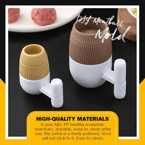 DIY Meatball Mold(2PCS)