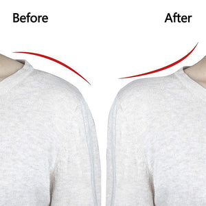 Naturally Soft Anti-Slip Shoulder Pads
