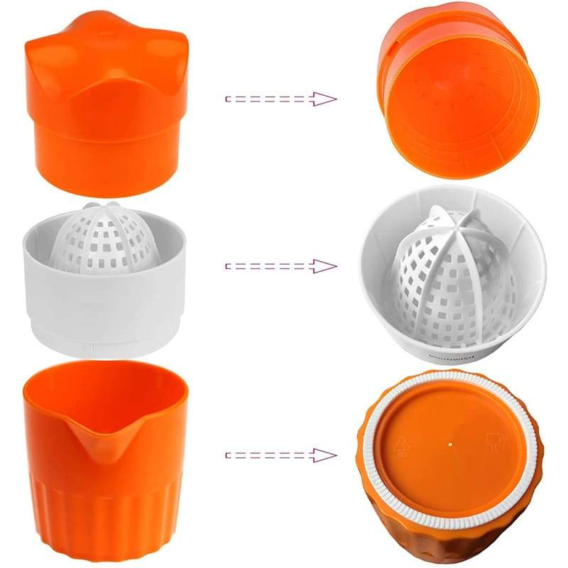 Portable Mini Manual Juicer