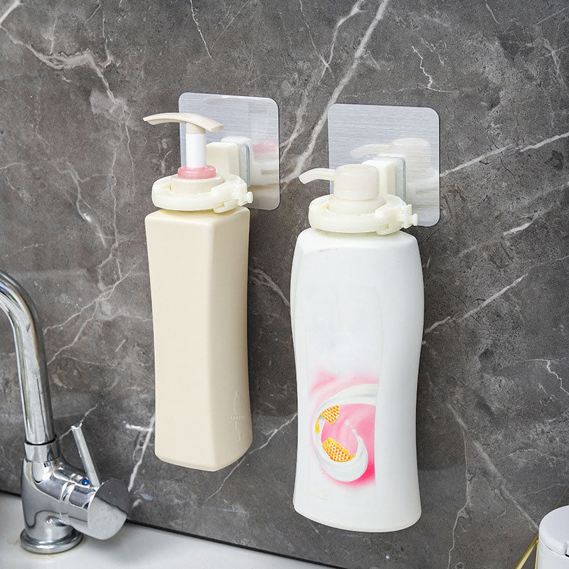 Non-marking Free Perforated Shower Gel Hanger