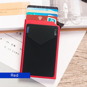 Pop-out RFID Card Holder