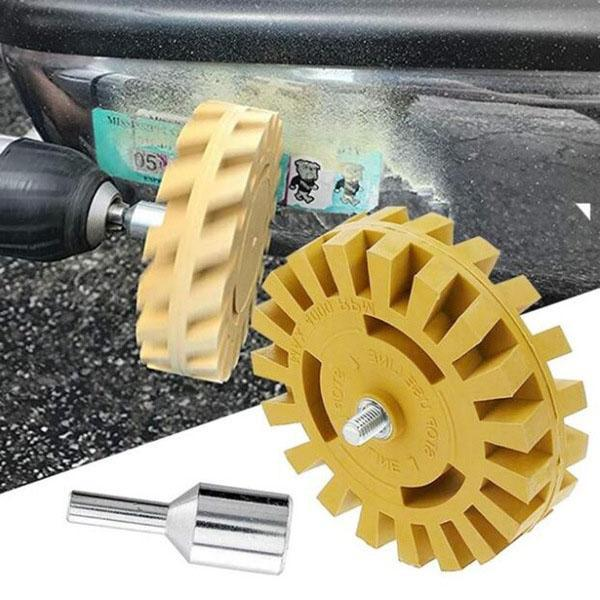 Rubber Grinding Wheel For Rubber Remover