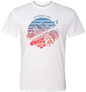 Henry Surfer Tee - White
