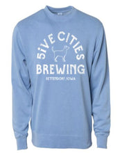 Load image into Gallery viewer, Henry Crewneck - Blue