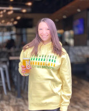 Load image into Gallery viewer, Pineapple Hoodie - Yellow
