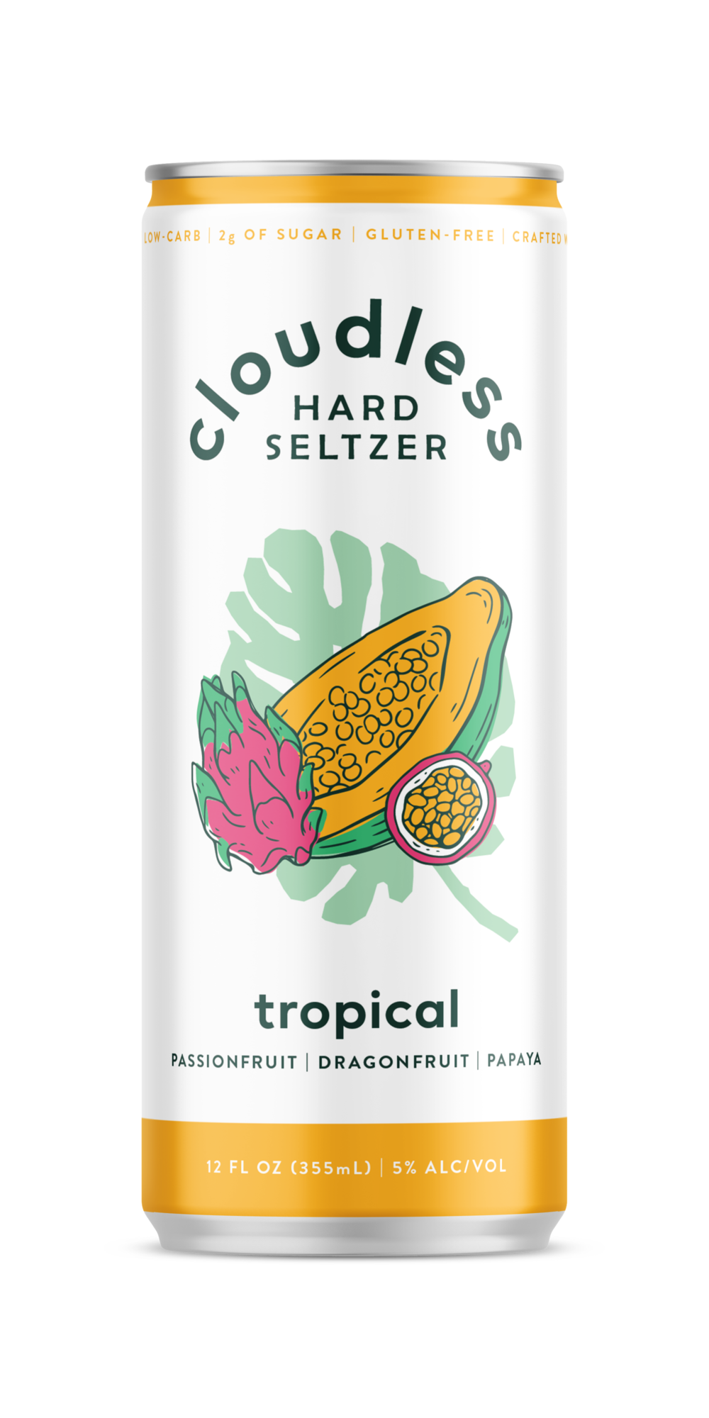 Tropical Hard Seltzer