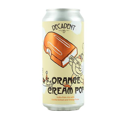 Orange Cream Pop