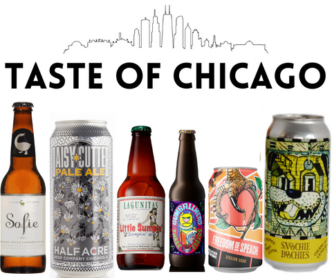 Taste of Chicago (Craft Beer Walk Week)