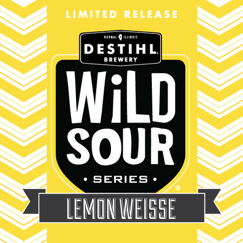 Wild Sour Lemon Weisse