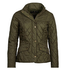 Barbour Flyweight Cavalry Quilted Jacket, Dame