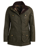 Barbour Lightweight Defence Wax jacket, Dame