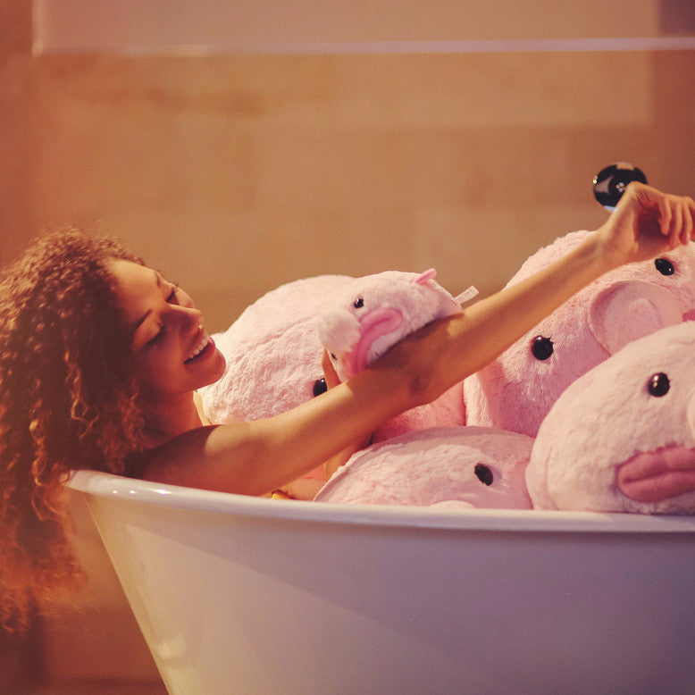 Bathtub filled with Blobfish - Valentines special