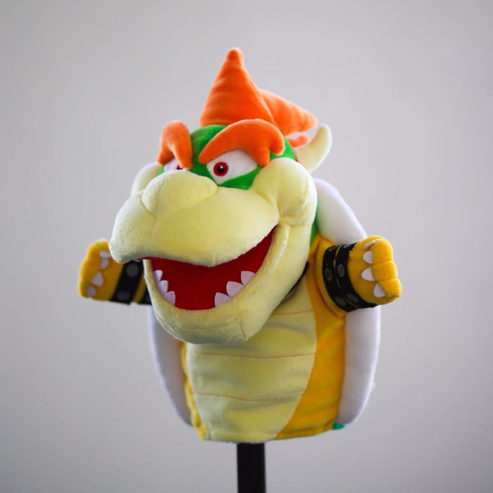 Official Bowser puppet