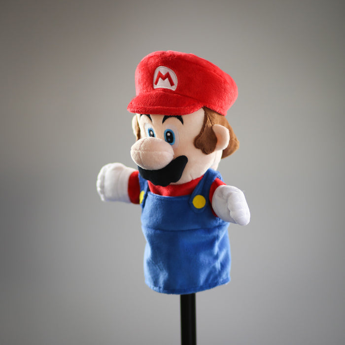 Super Mario Bros: official Mario puppet