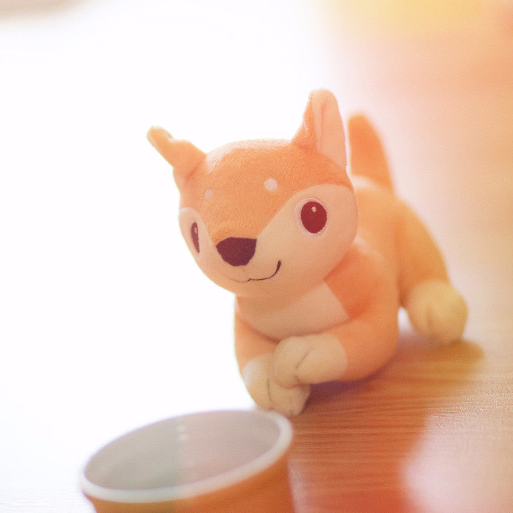 Doge - stuffed toy by Hashtag Collectibles