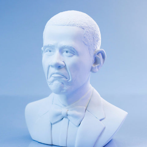 Not Bad obama figurine