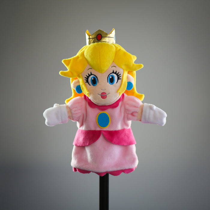 Super Mario Bros: official Princess Peach puppet