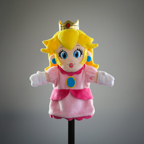 Pricncess Peach Puppet