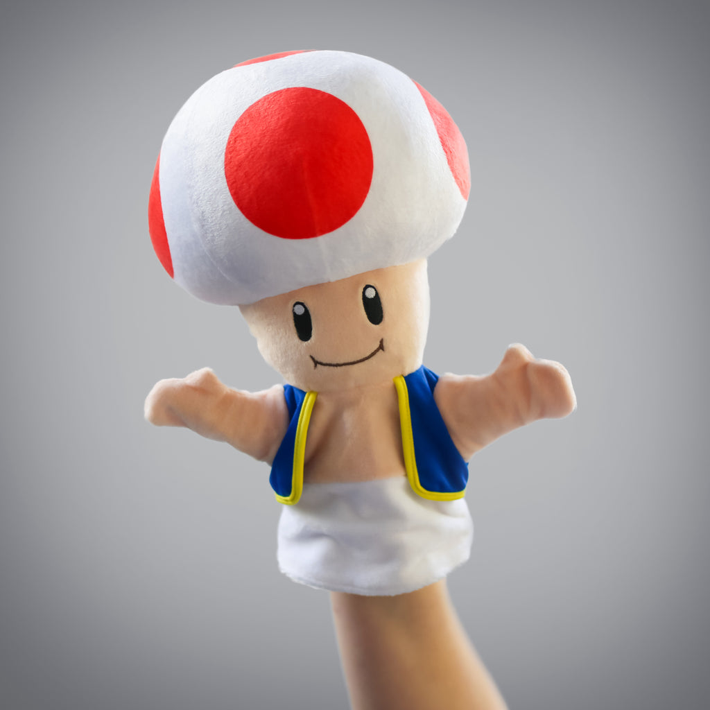 Toad Puppet Hashtag Collectibles