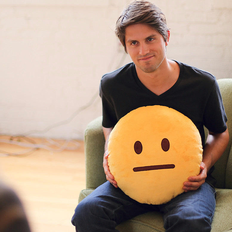 Ultimate emoji pillow