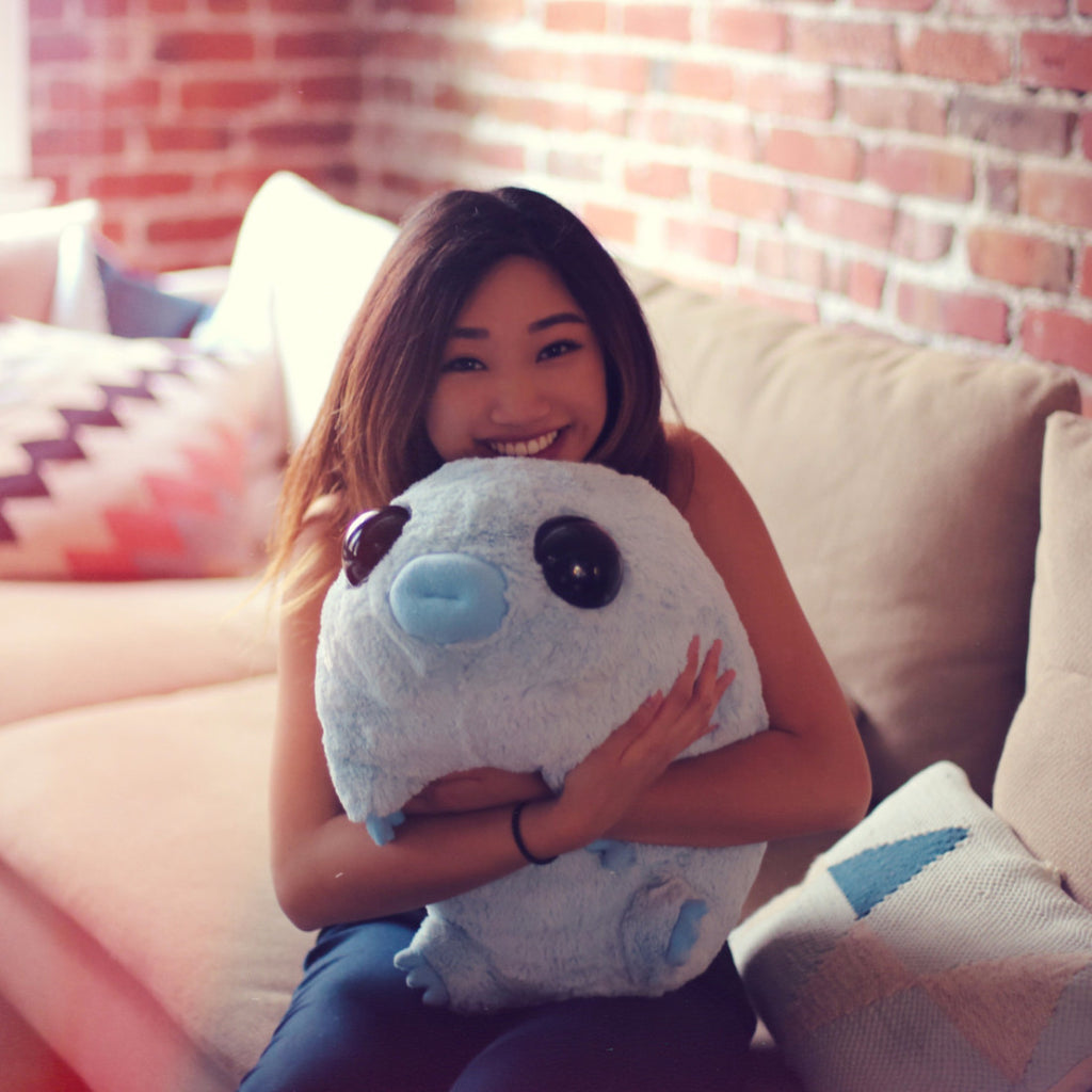 Stuffed Water Bear Plushie