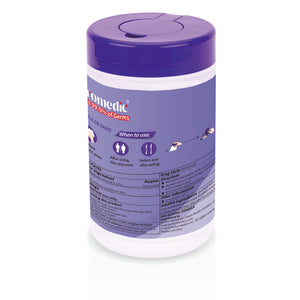 Alcohol-Free Disinfecting Wipes