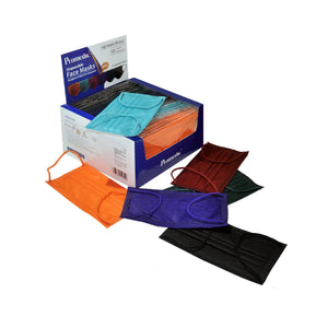 3-Ply Face Mask - Assorted Colors