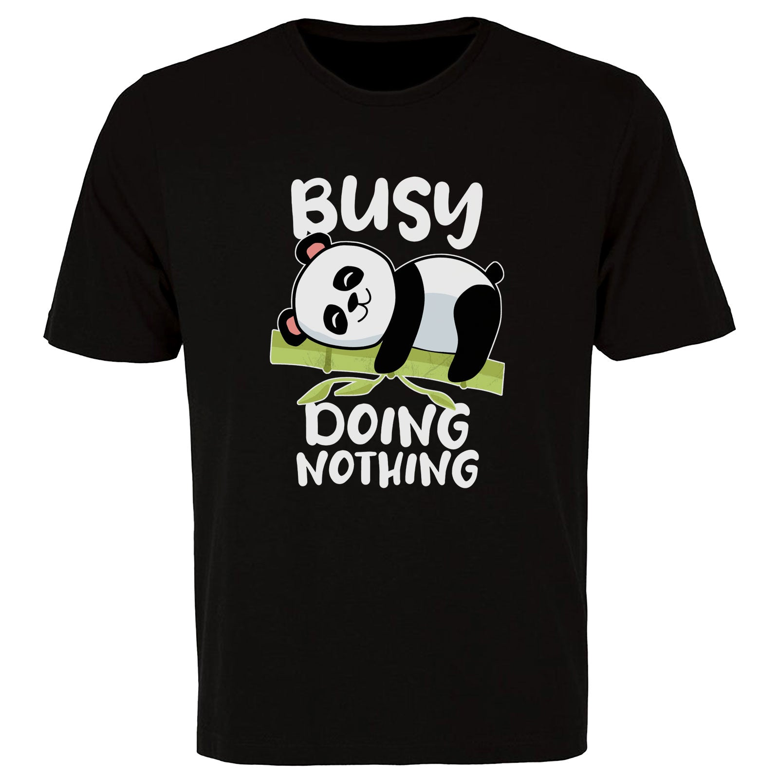 Busy Doing Nothing Panda (Men's)