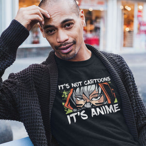 It's Not Cartoons, It's Anime (Men's)