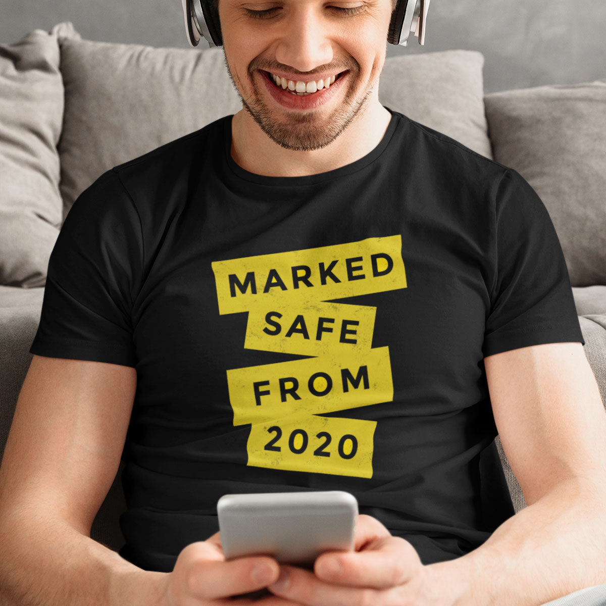 Marked Safe From 2020 Version 2 (Men's)