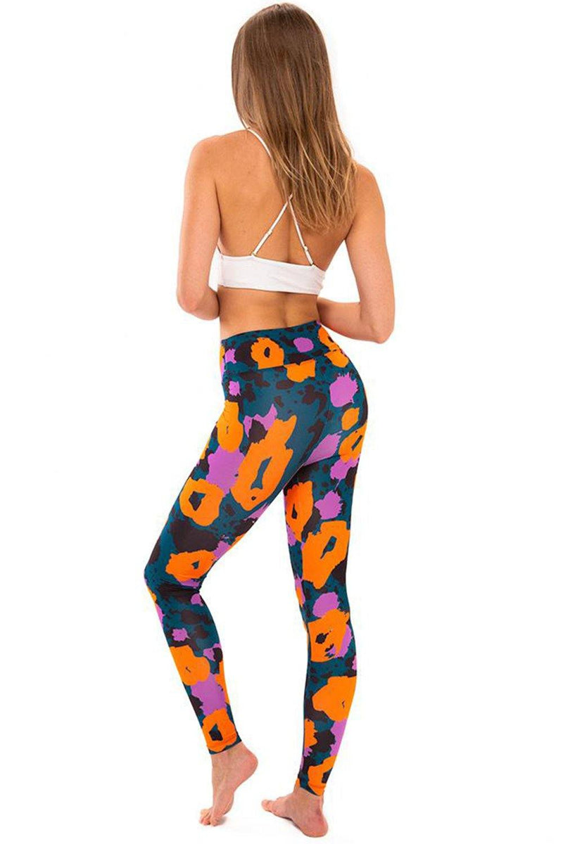 Synth Bouquet Leggings - JSP Ready