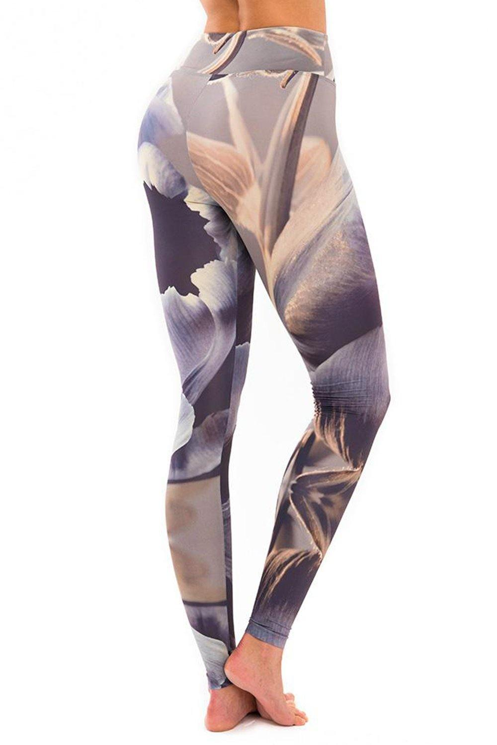 Iron Tulip Leggings - JSP Ready