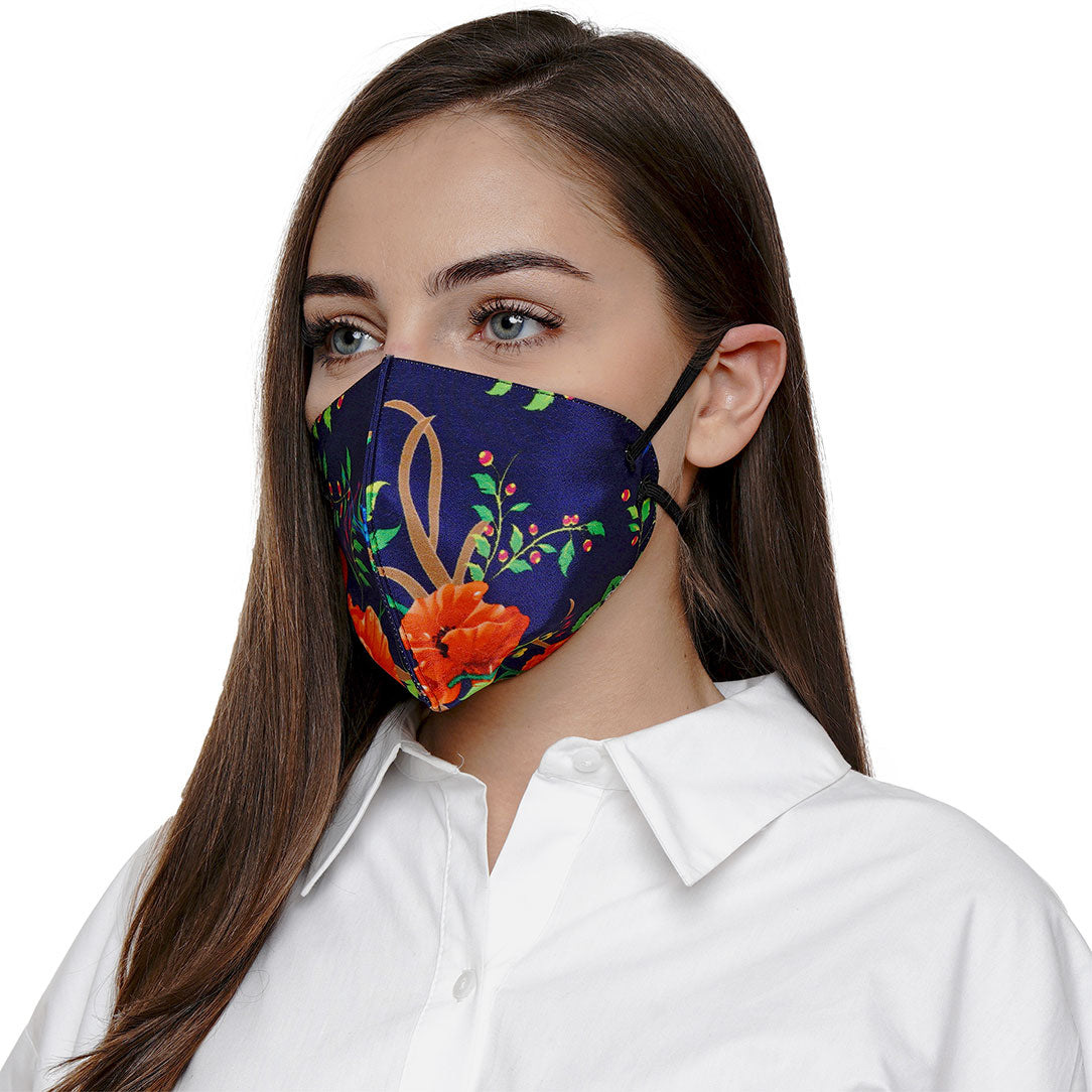 Garden of Delight N Print Mask